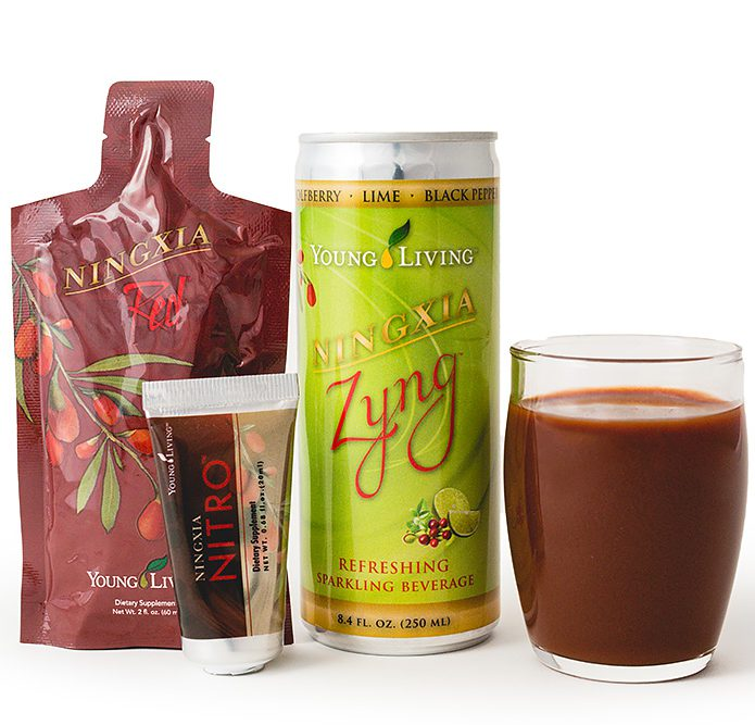 YOUNG LIVING NINGXIA TRIO